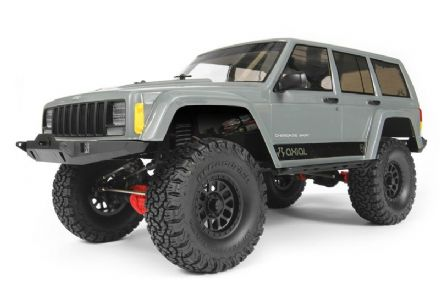 AX90047 SCX10 II 2000 Jeep Cherokee 1/10th Scale Electric 4WD  RTR Rock Crawler